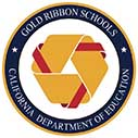 Gold Ribbon Schools icon - California Department of Education